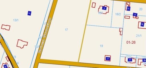 Niezabudowana działka budowlana 0,7349ha, Konstancin-Jeziorna