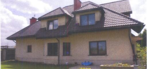 Dom 190,7mkw na działce 1312mkw, Robercin