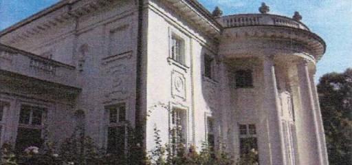 Nieruchomość o charakterze rezydencjonalnym, Konstancin-Jeziorna