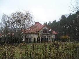 Dom na działce 1750mkw, Łazy