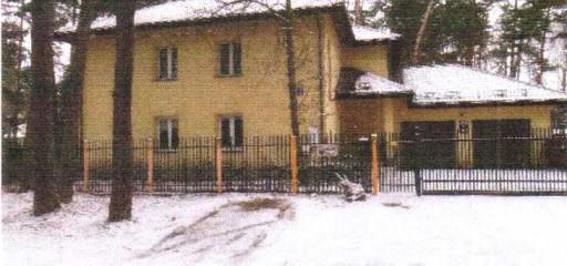 Dom ok. 200mkw na działce 2072mkw, Zalesie Górne