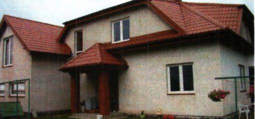 Dom 350mkw na działce 616mkw