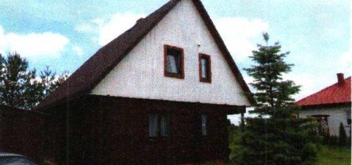 Dom p.z. 68mkw na działce 949mkw, Uwieliny
