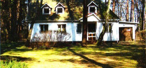 Dom na działce 2265mkw, Magdalenka
