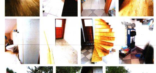 Działka 1154mkw zabudowana domem p.z. ok 117mkw, Prażmów