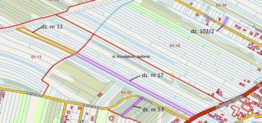 Nieruchomości gruntowe niezabudowane, 1,5636ha, Konstancin-Jeziorna