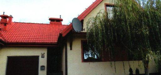 Segment w zabudowie szeregowej p.z.116mkw z garażem, Józefosław